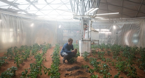 Comment Jardiner Sur Mars