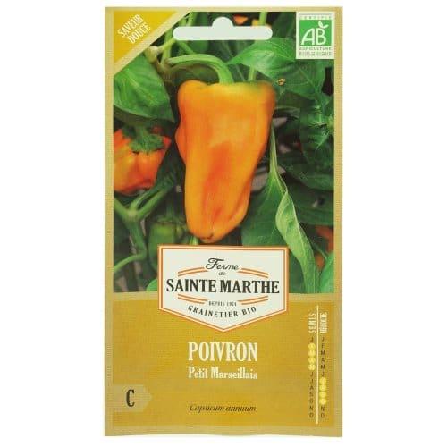 Sachet Poivron Petit marseillais-r